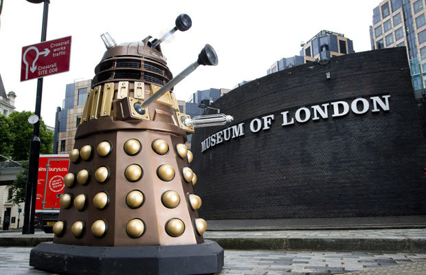 London - Dr Who
